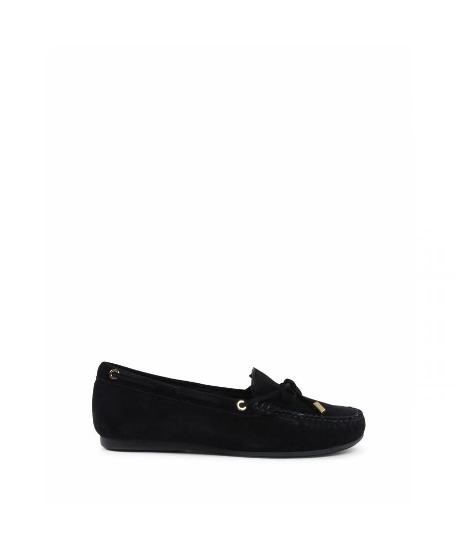 Image for Michael Kors Womens Loafer Black SUTTON