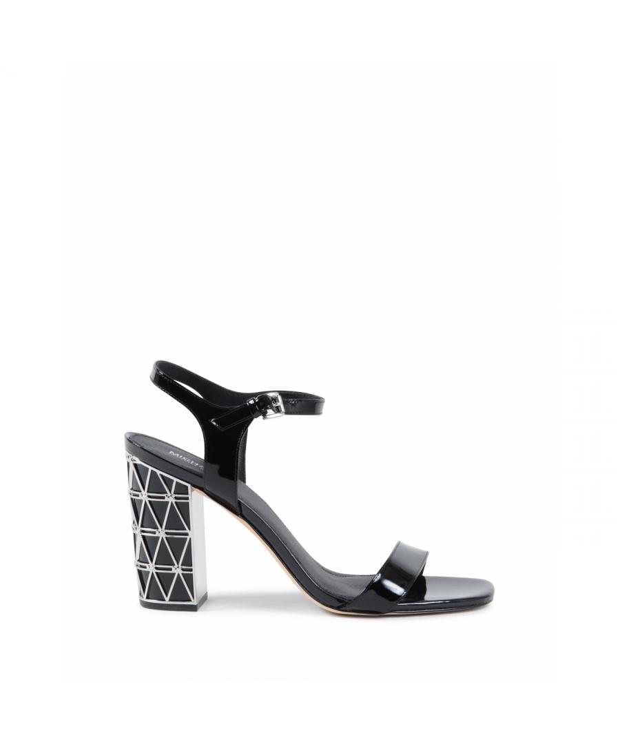 Image for Michael Kors Womens Sandal Black BEEKMAN