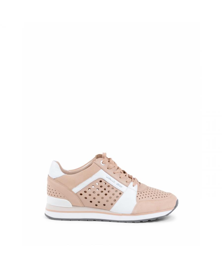 Image for Michael Kors Womens Sneaker Beige BILLIE