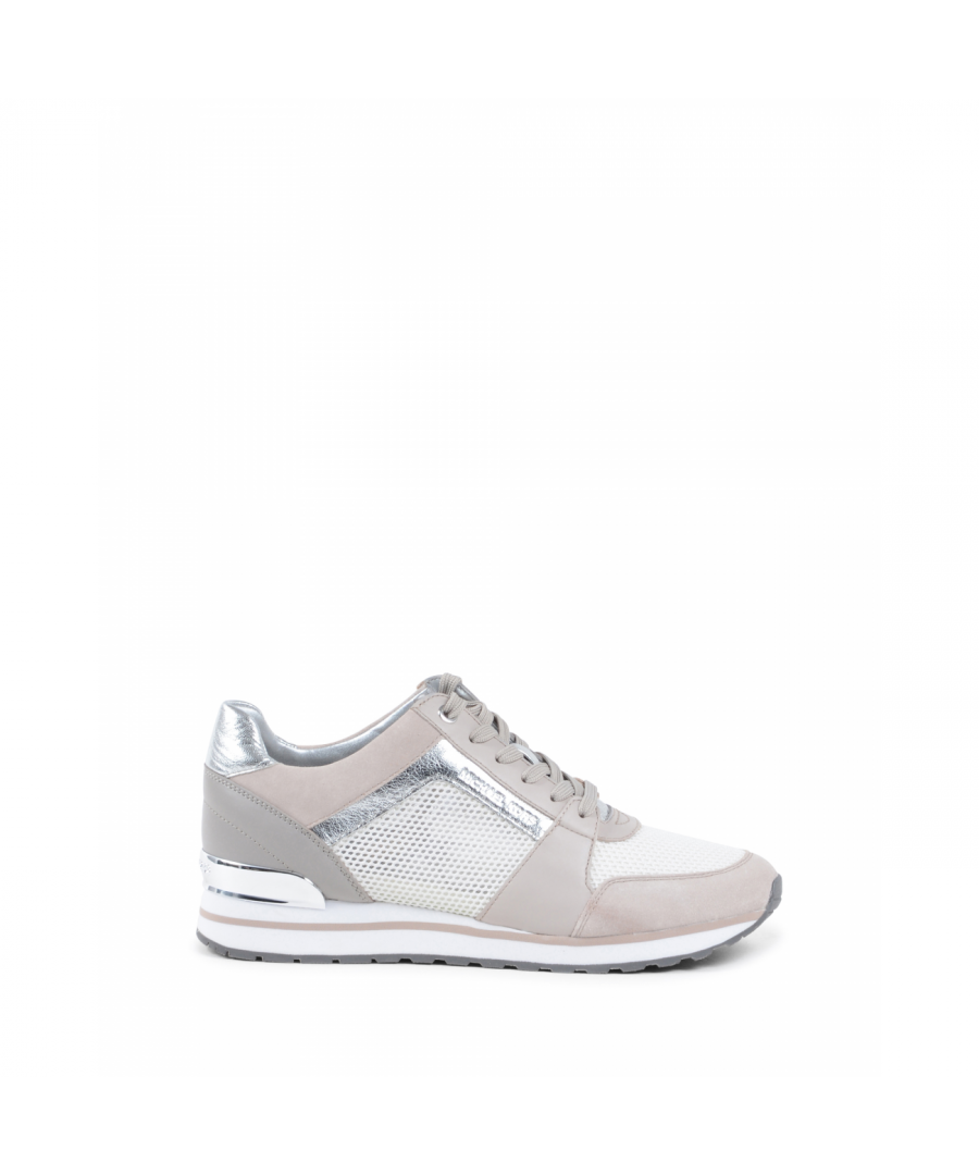 Image for Michael Kors Womens Sneaker Taupe BILLIE