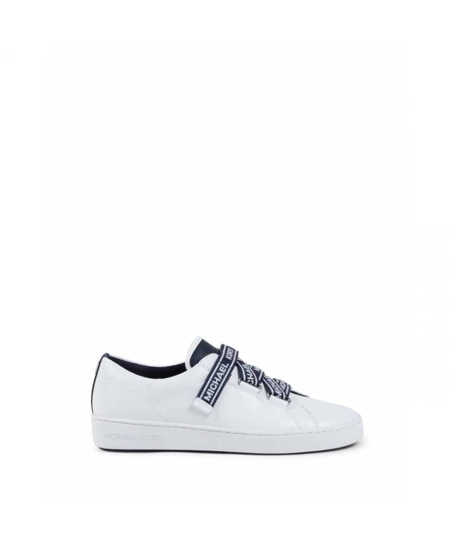 Image for Michael Kors Womens Sneaker White CASEY