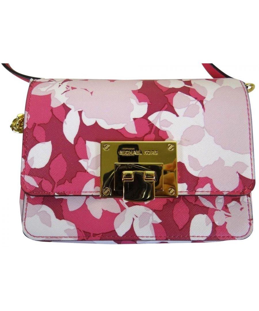 Image for Michael Kors Tina Small Clutch Cross-Body Bag