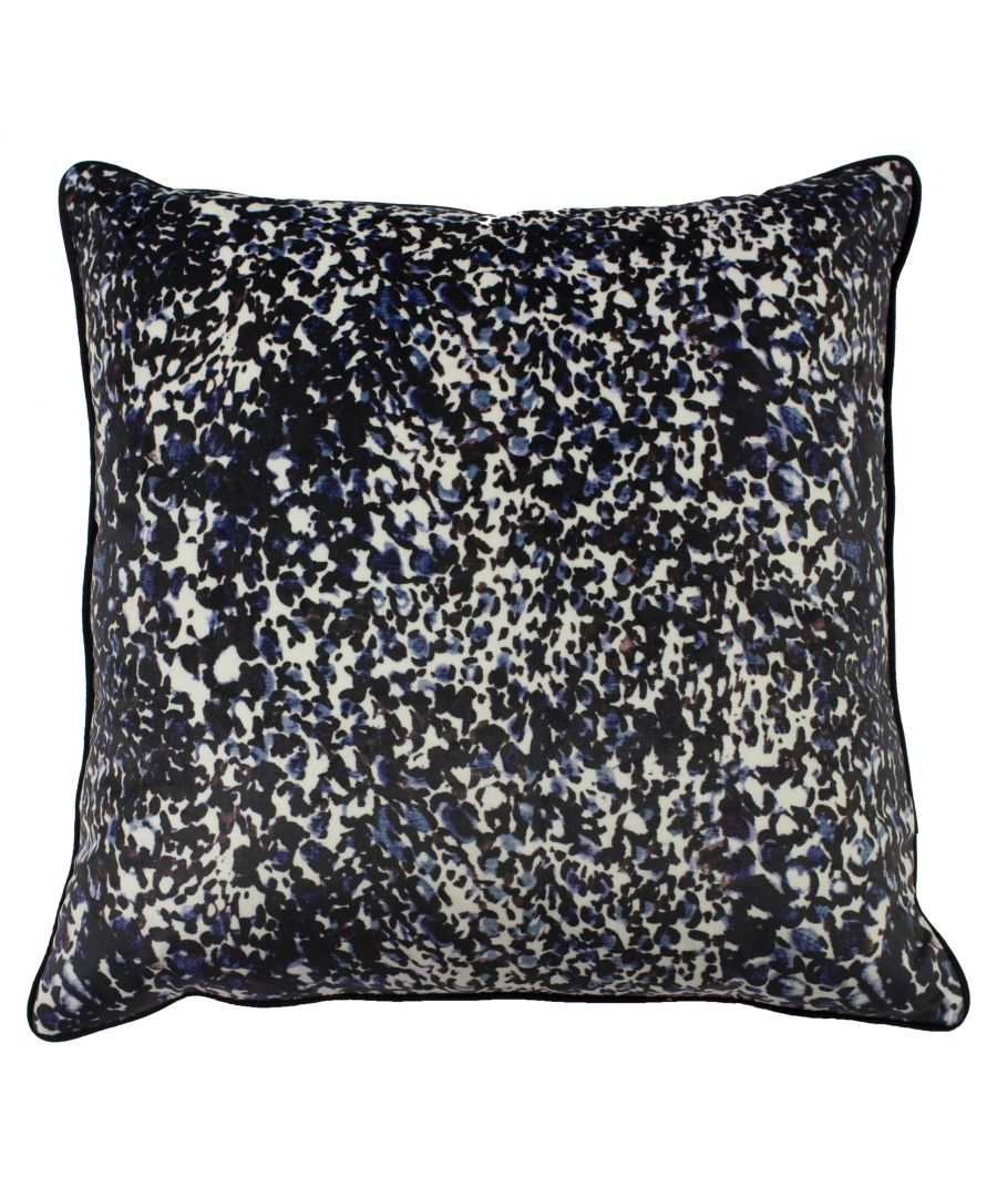 Image for Mika 50X50 Poly Cushion Blu/Terraco