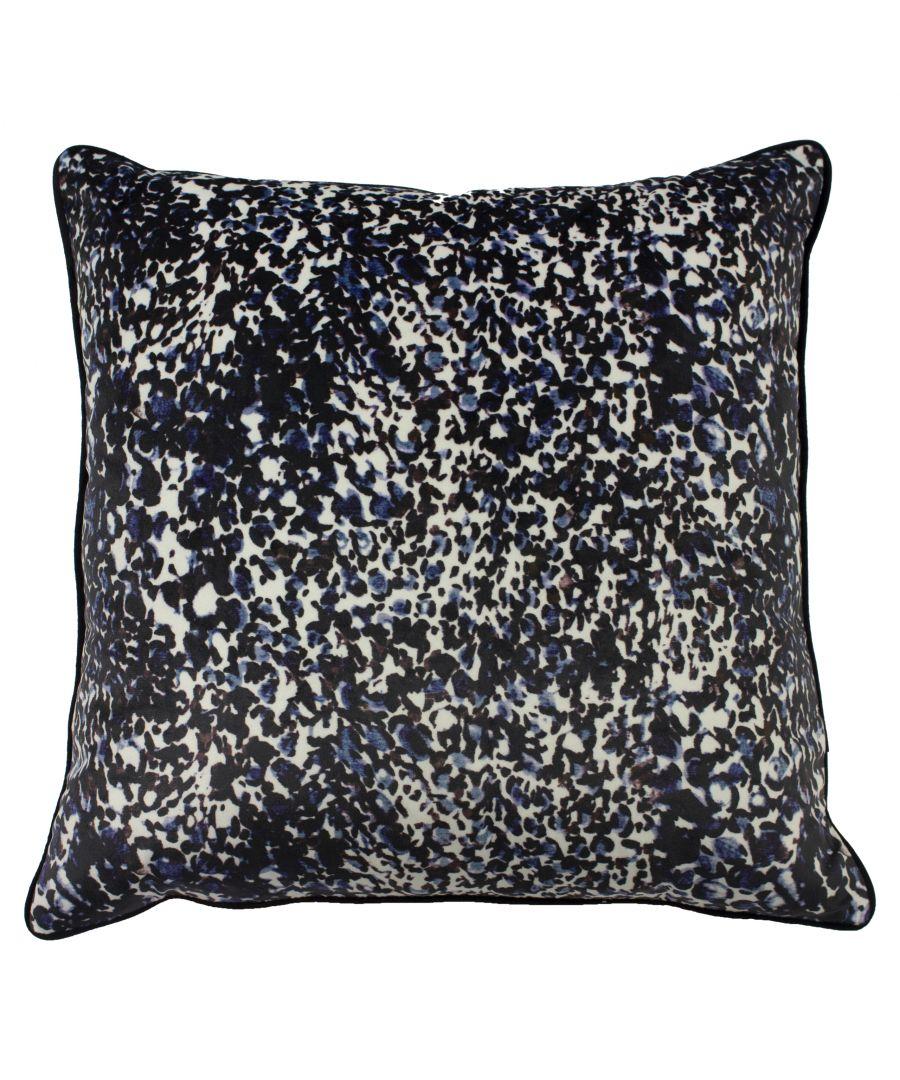 Image for Mika 50X50 Poly Cushion Blu/Terraco