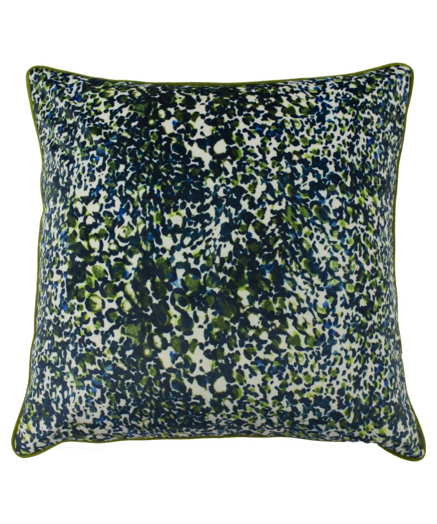 Image for Mika 50X50 Poly Cushion Green/Teal