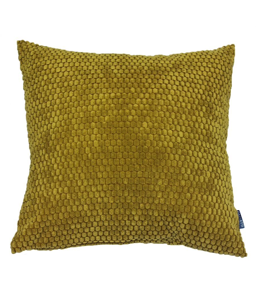 Image for Milan 45X45 Poly Cushion Bamboo