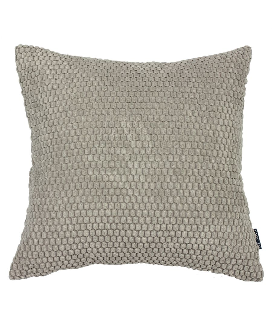 Image for Milan 45X45 Poly Cushion Dove