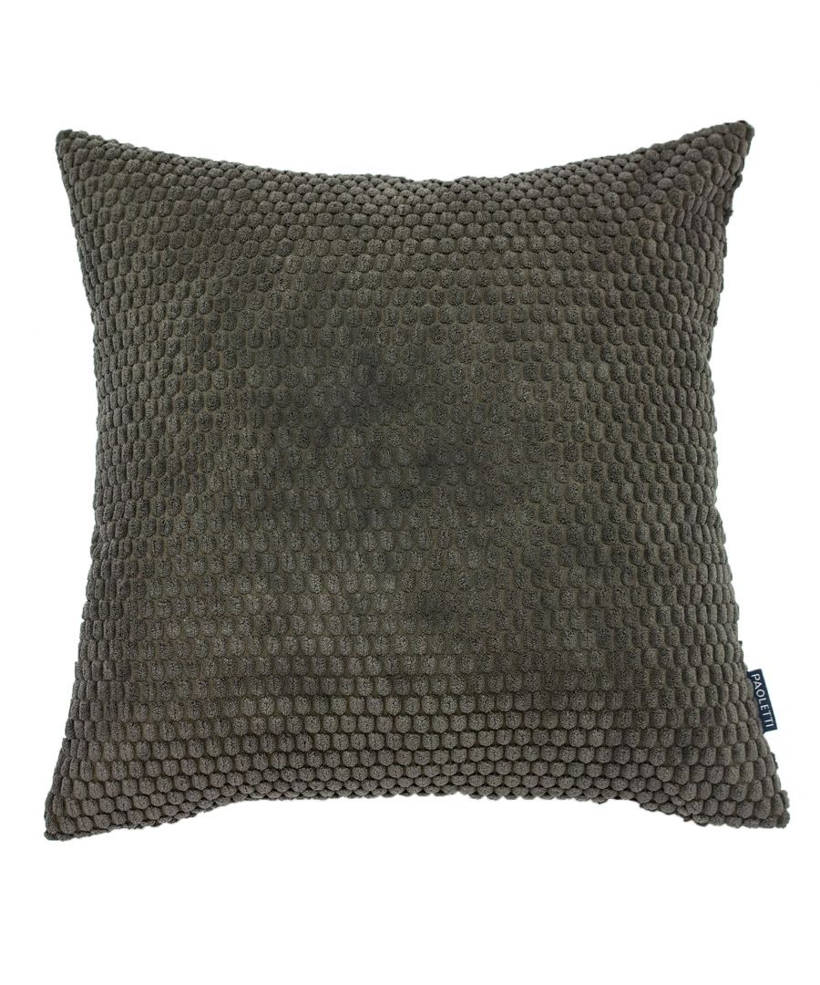 Image for Milan 45X45 Poly Cushion Mink