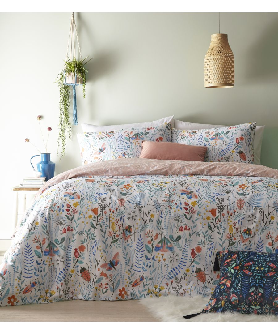 Image for Mini Nature Duvet Set Multi