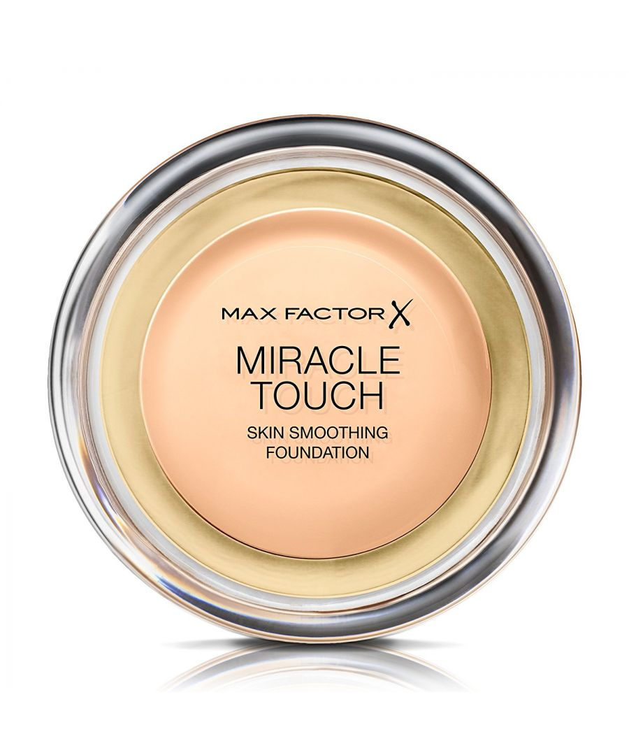 Image for Max Factor Miracle Touch Skin Smoothing Foundation 11.5g - 70 Natural