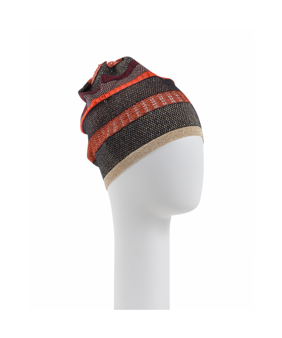 Image for Missoni Womens Beanie Multicolor BAM1PMD66820001