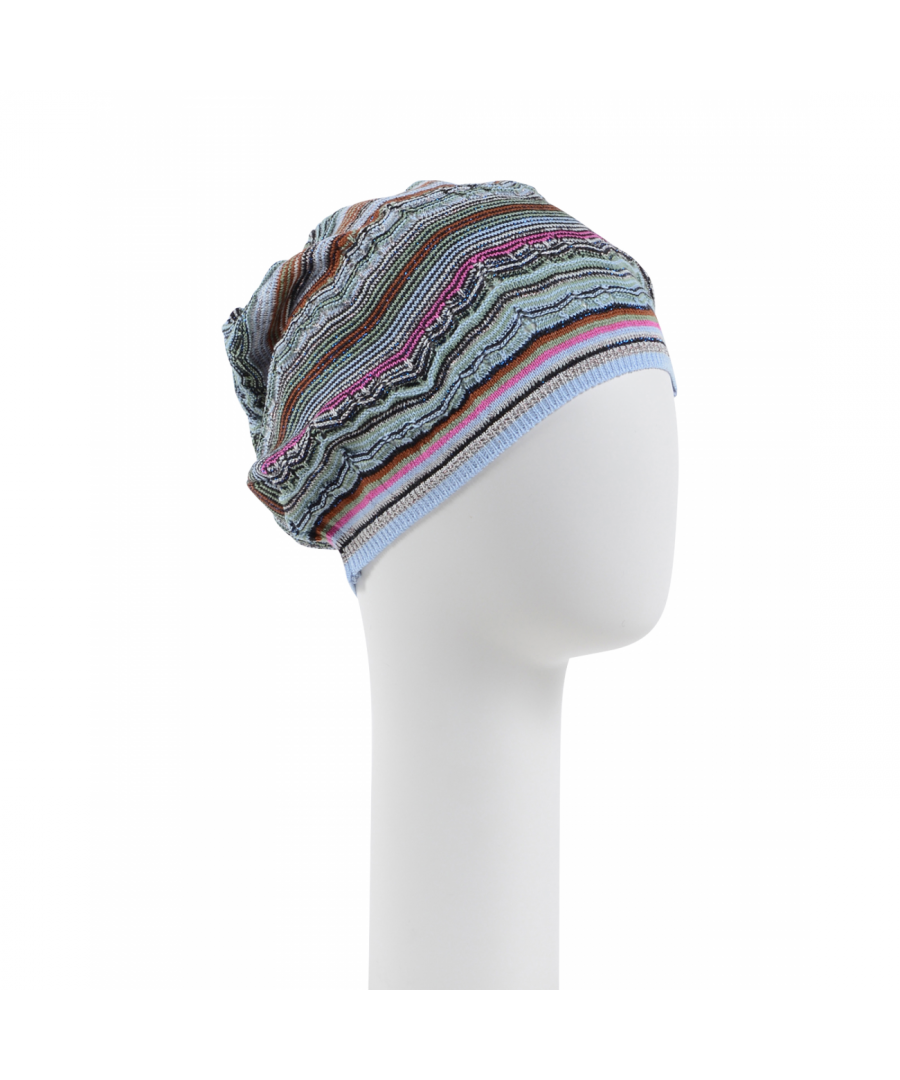 Image for Missoni Womens Beanie Multicolor BAM1WMD60990003