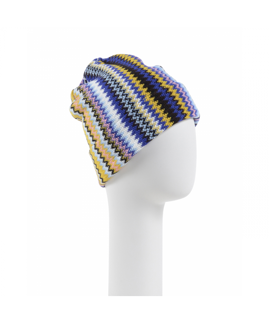 Image for Missoni Womens Beanie Multicolor CPCKWMD67450003