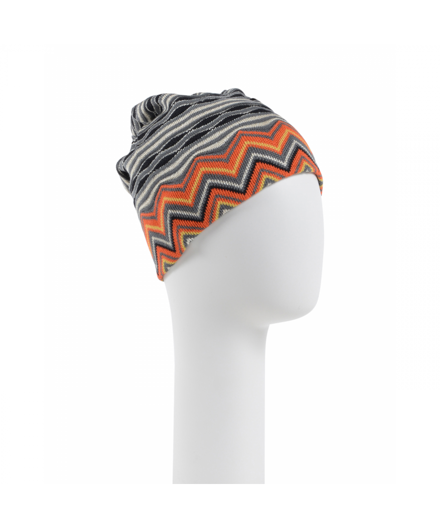 Image for Missoni Womens Beanie Multicolor CPL8WMD56880004