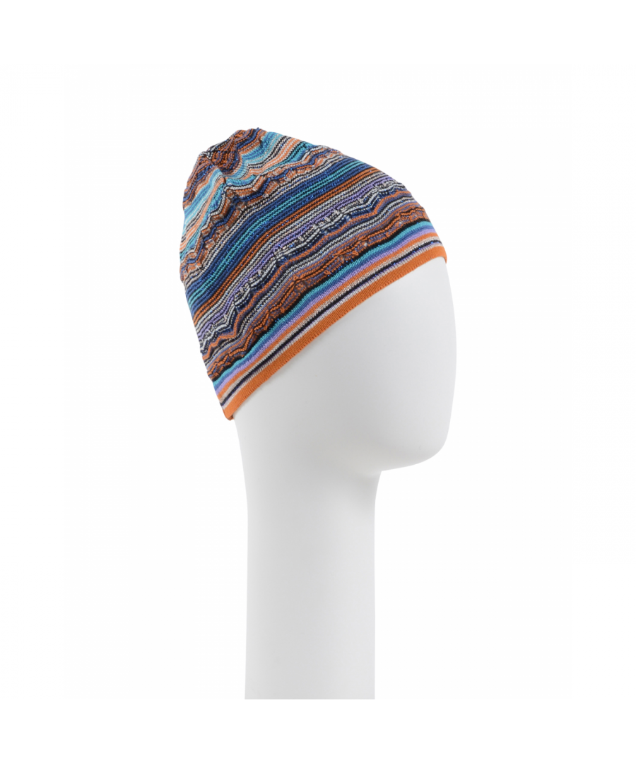 Image for Missoni Womens Beanie Multicolor CPL8WMD60990001