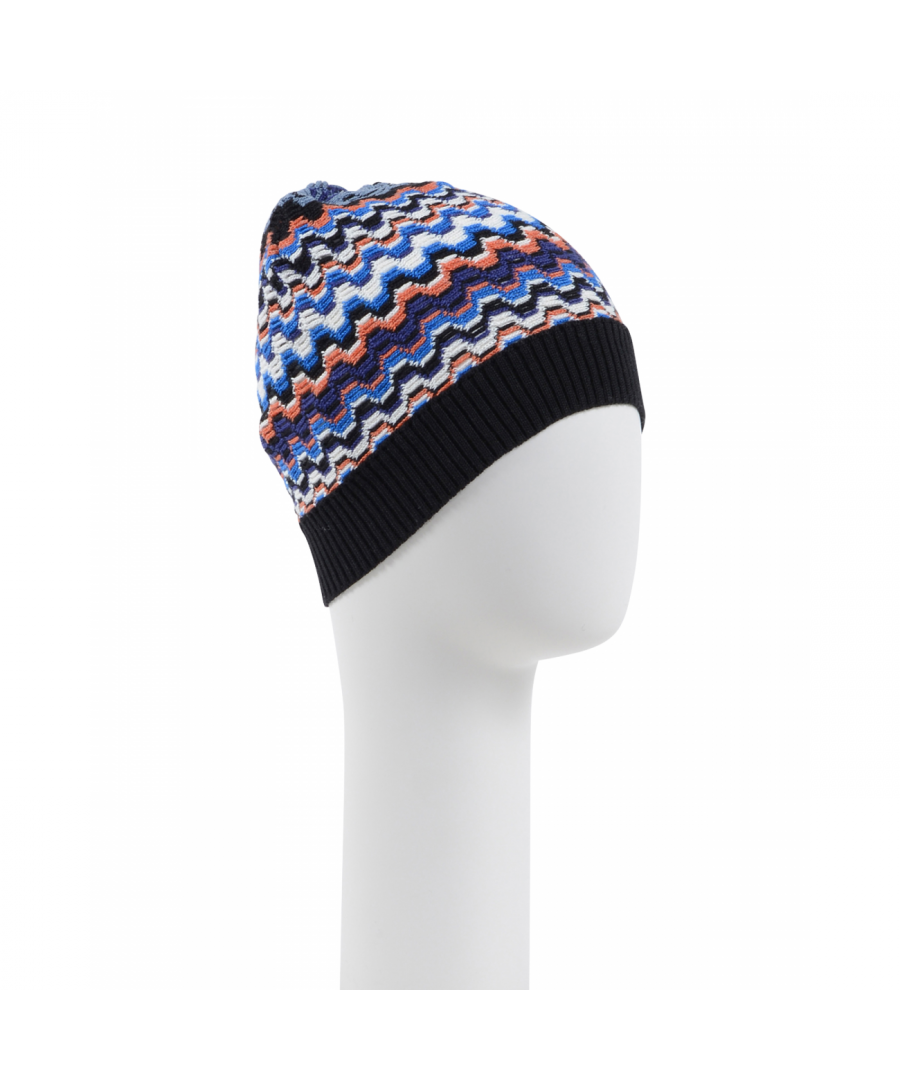 Image for Missoni Womens Beanie Multicolor CPL8WMU61700001