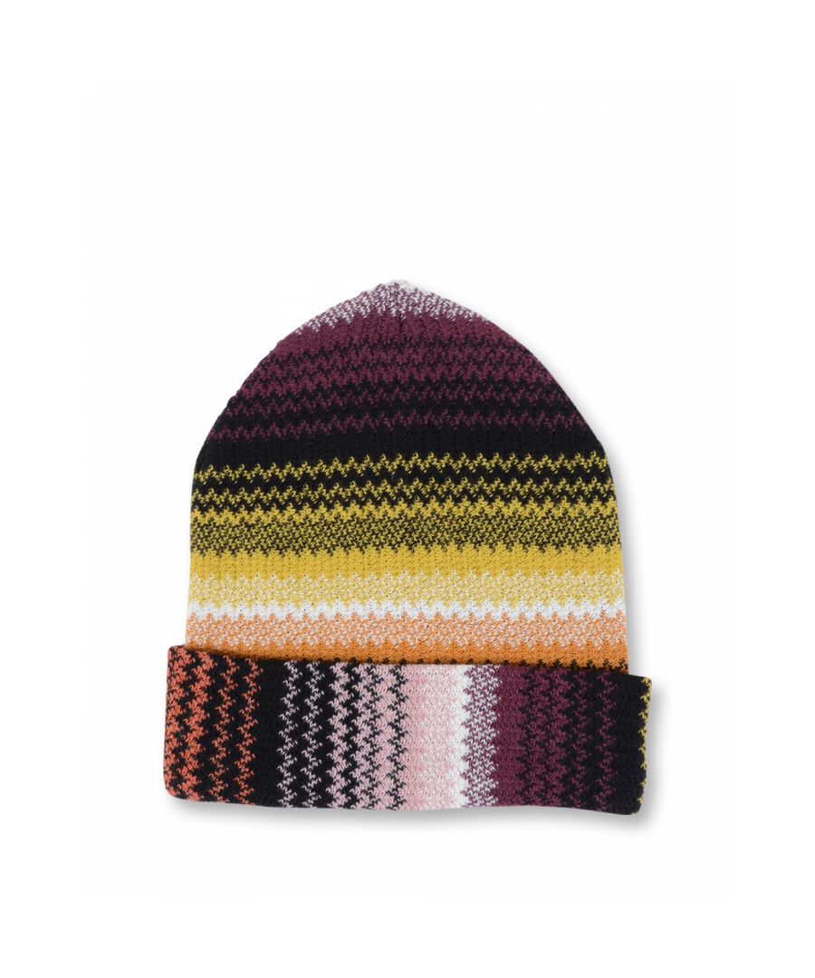 Image for Missoni Womens Hat Multicolor CPCKWMD66850001