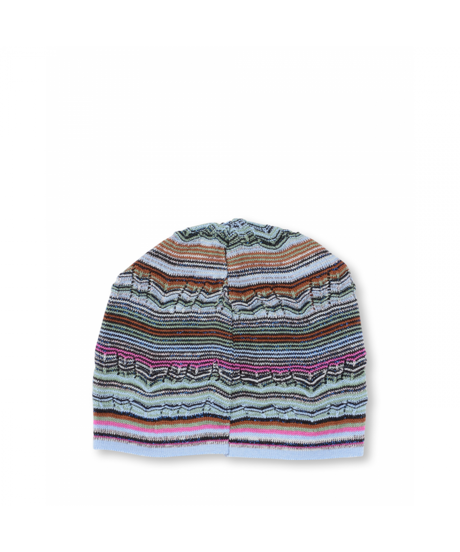 Image for Missoni Womens Hat Multicolor CPL8WMD60990003