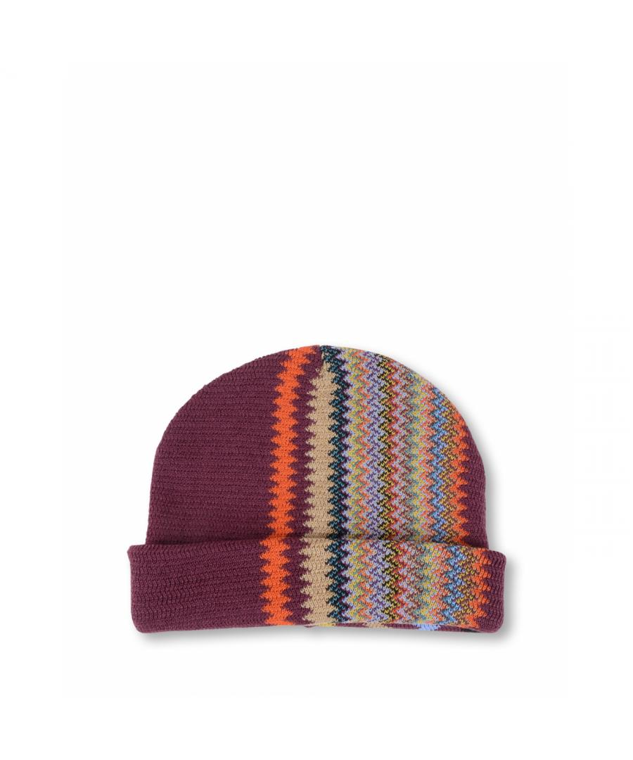 Image for Missoni Womens Hat Multicolor CPL8WMU66650001