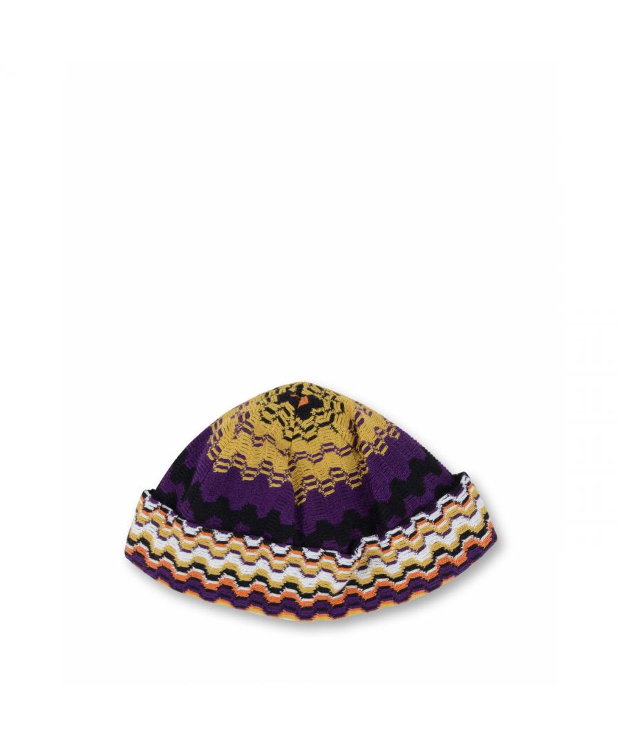 Image for Missoni Womens Hat Multicolor CVL8WMU61700003