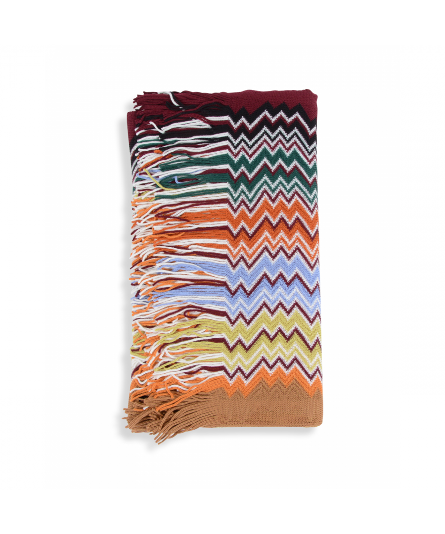 Image for Missoni Womens Poncho Multicolor PO1RWMD68090002