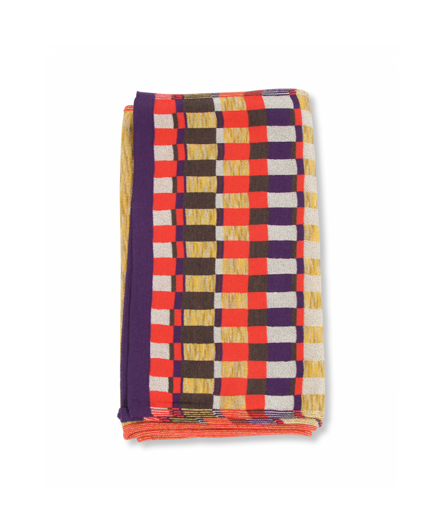 Image for Missoni Womens Scarf Multicolor SC18WMD67810001