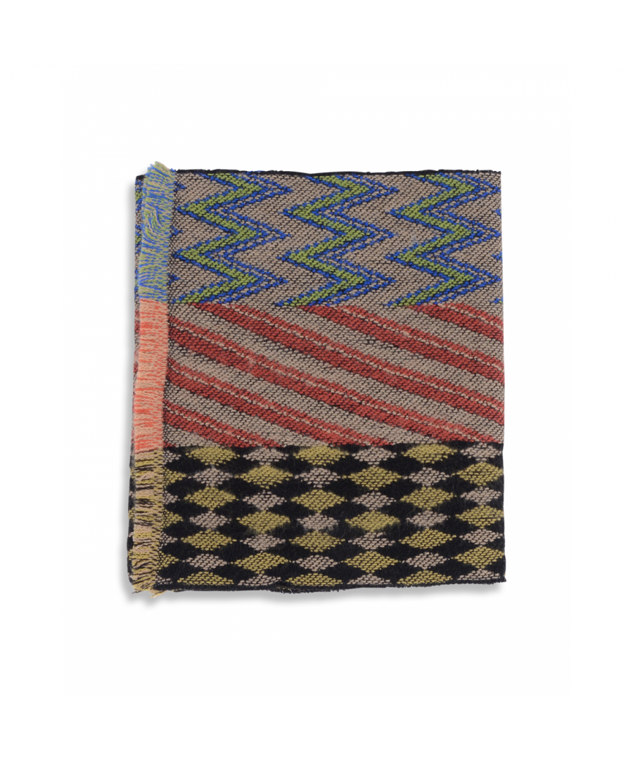 Image for Missoni Womens Scarf Multicolor SCL3WOU68040004