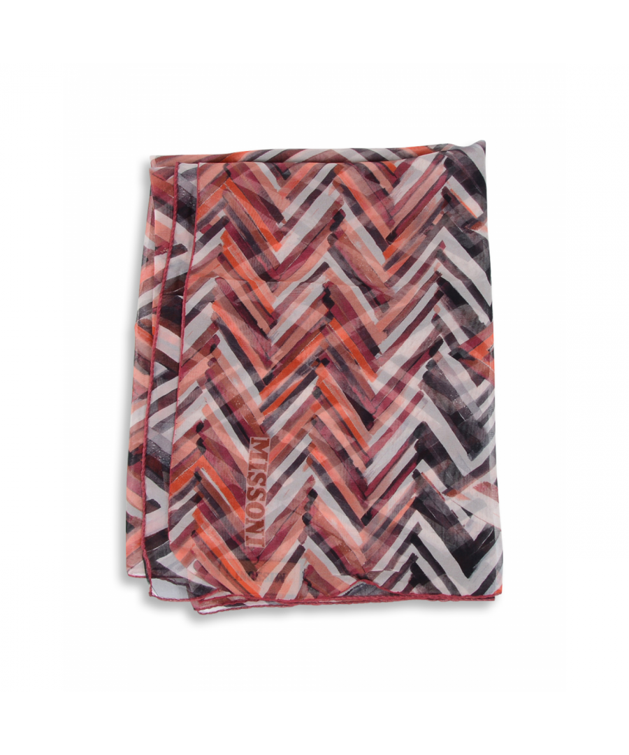 Image for Missoni Womens Stole Multicolor SA73GED67910002
