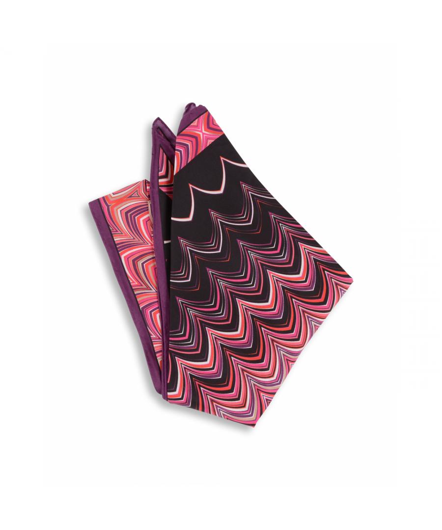 Image for Missoni Womens Triangle Scarf Multicolor TR80TWD57520001
