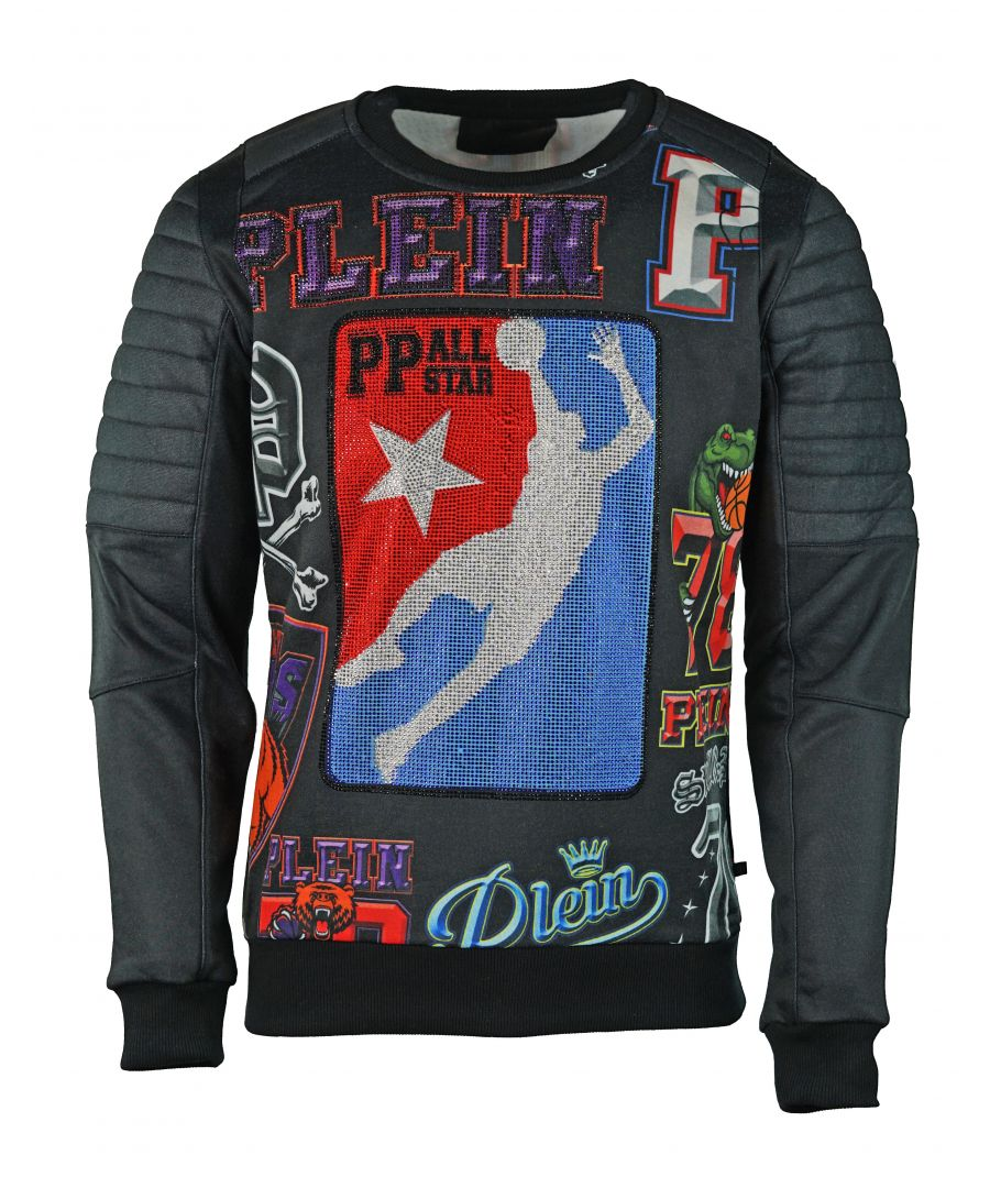 Image for Philipp Plein MJO0037 Line 02 Sweater
