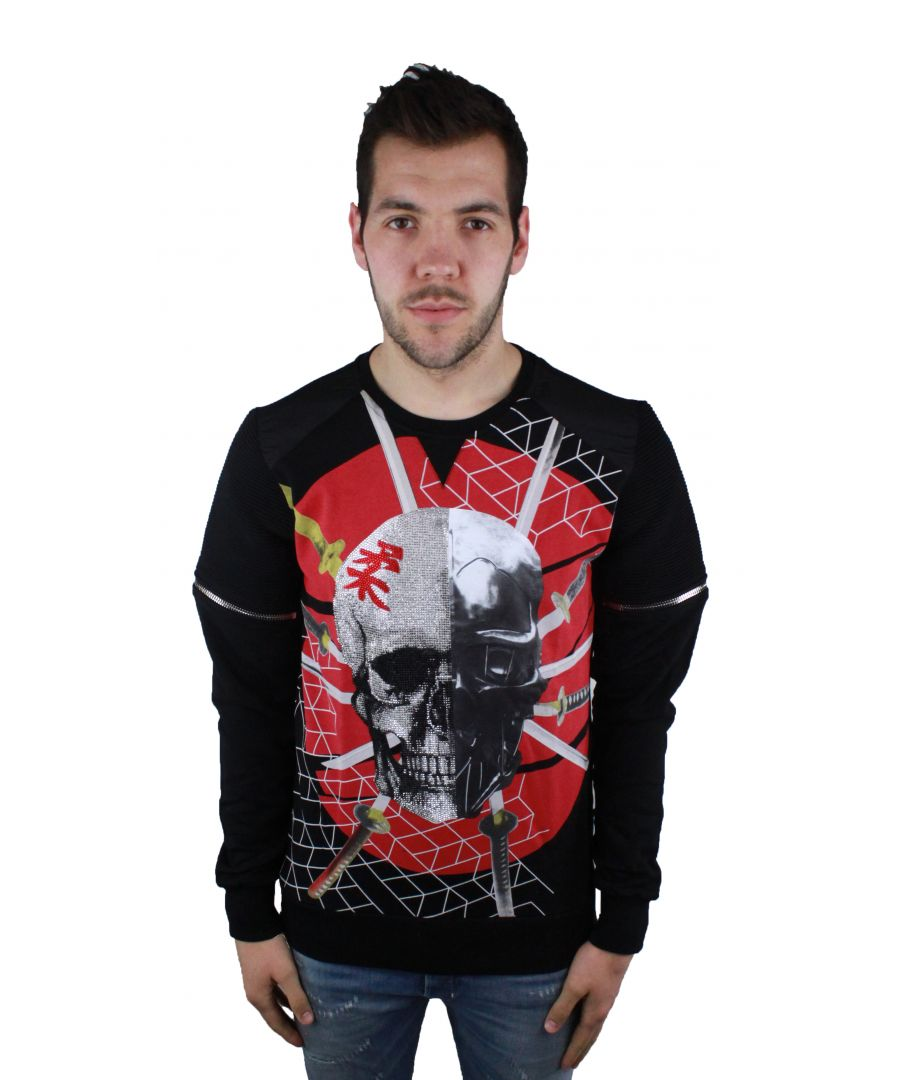 Image for Philipp Plein MJO0119 Appear 02 Jumper