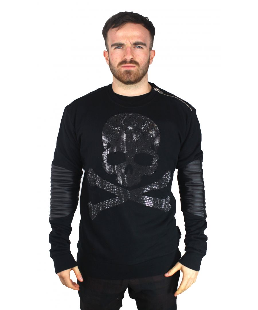 Image for Philipp Plein MJO0187 Pre 0202 Jumper