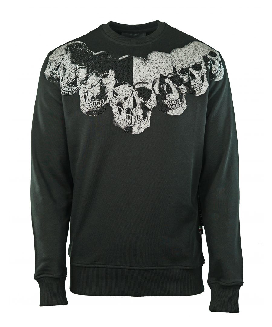 Image for Philipp Plein MJO0532 02 Jumper