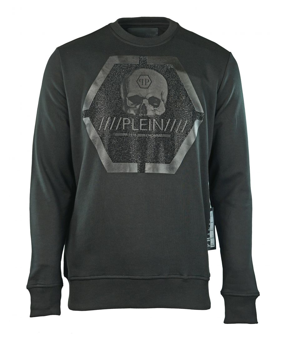 Image for Philipp Plein MJO0533 02 Jumper