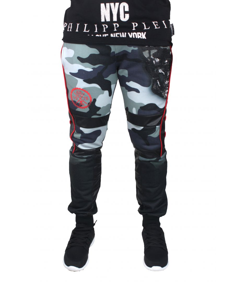 Image for Philipp Plein MJT0171 Raitaro CM99 Sweat Pants