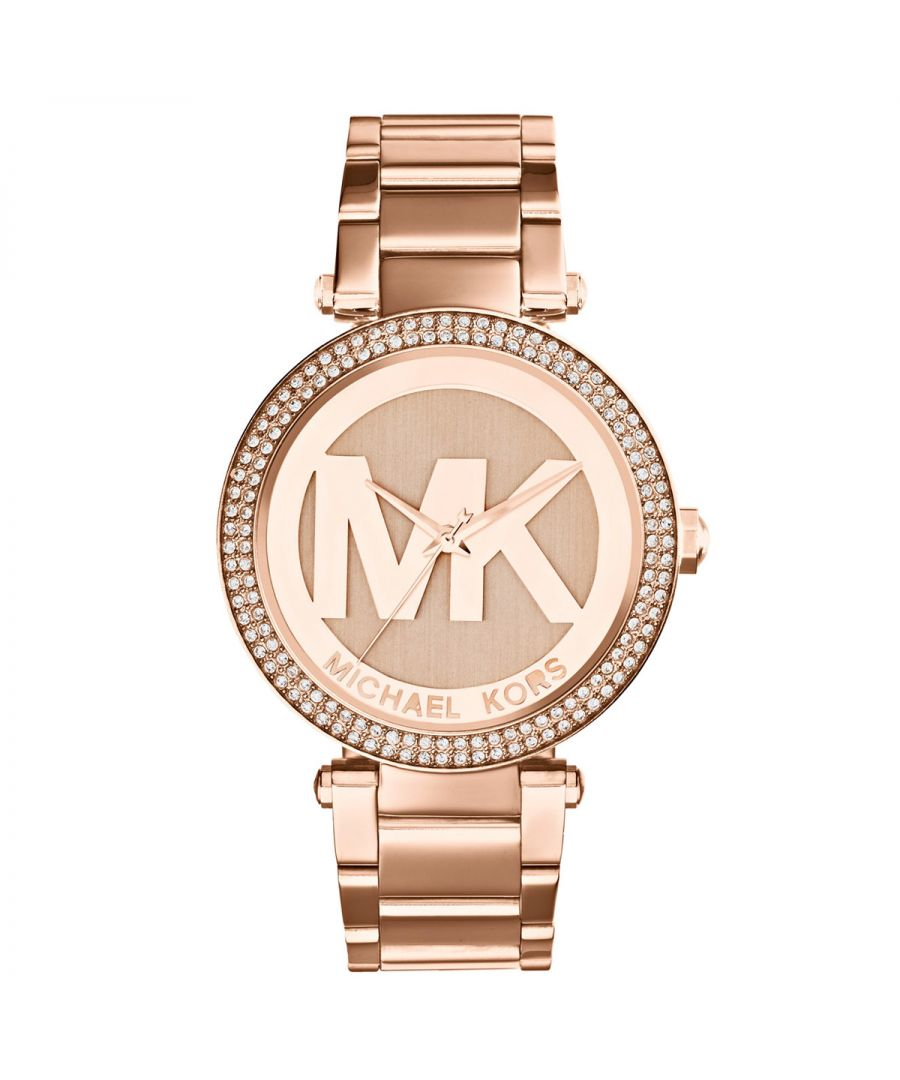 Image for Ladies Michael Kors Parker Watch MK5865