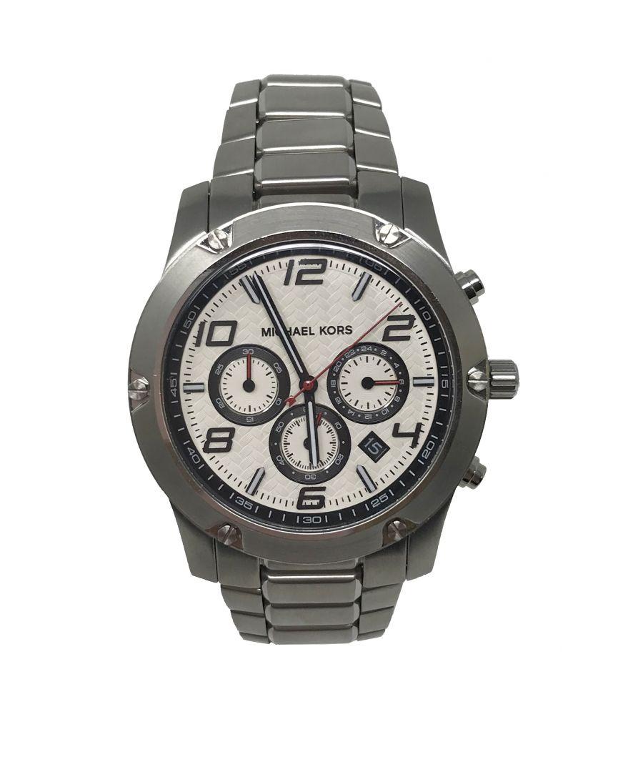 Image for Michael Kors MK8472 Chonograph Watch