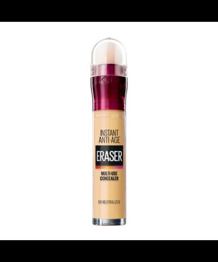 Image for Maybelline Instant Anti Age Eye Concealer Eraser 6.8ml - 06 Neutralizer