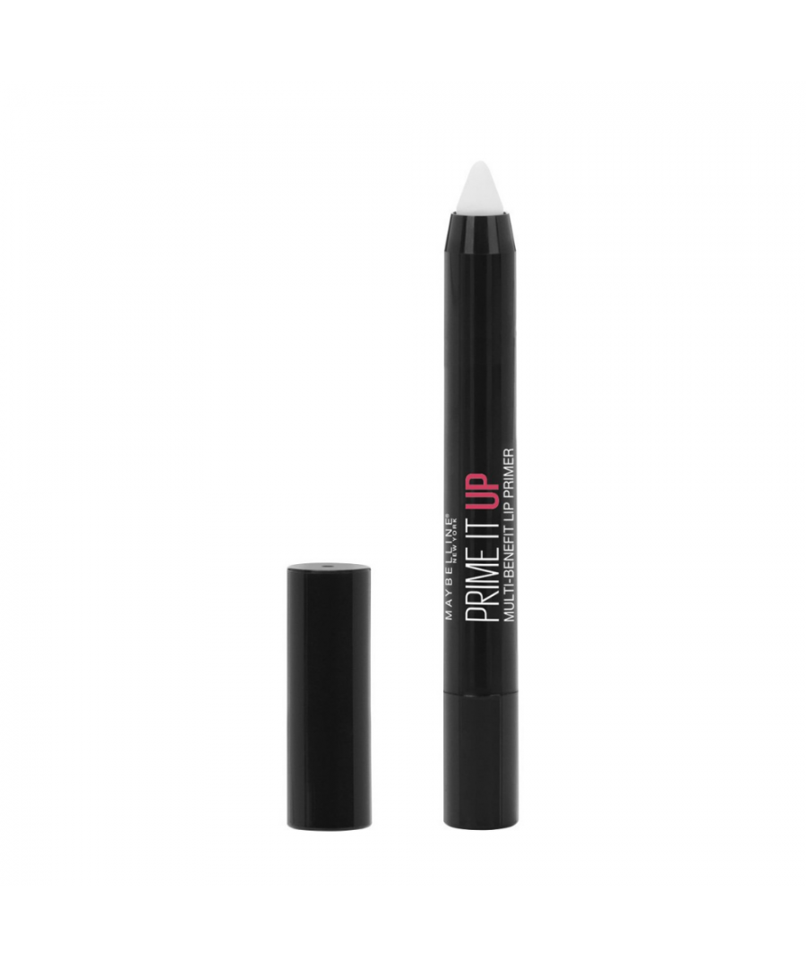 Image for Maybelline New York Prime It Up Lip Primer 1.35g