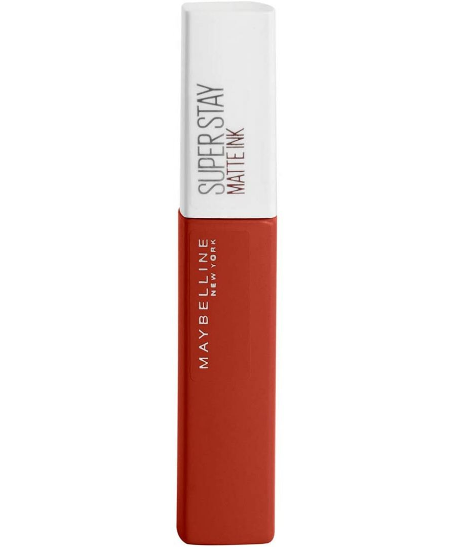 Image for Maybelline New York Superstay Matte Ink Liquid Lipstick - 117 Ground-breaker
