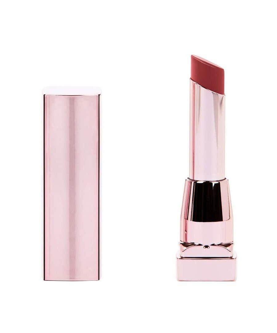 Image for Maybelline New York Color Sensational Shine Lipstick - 090 Scarlet Flame