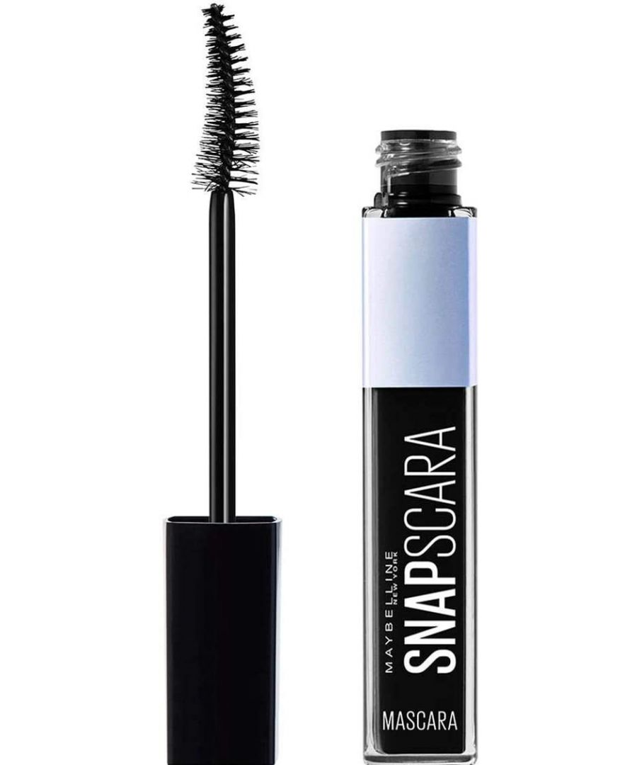 Image for Maybelline New York Snapscara Mascara 9.5ml - 01 Pitch Black