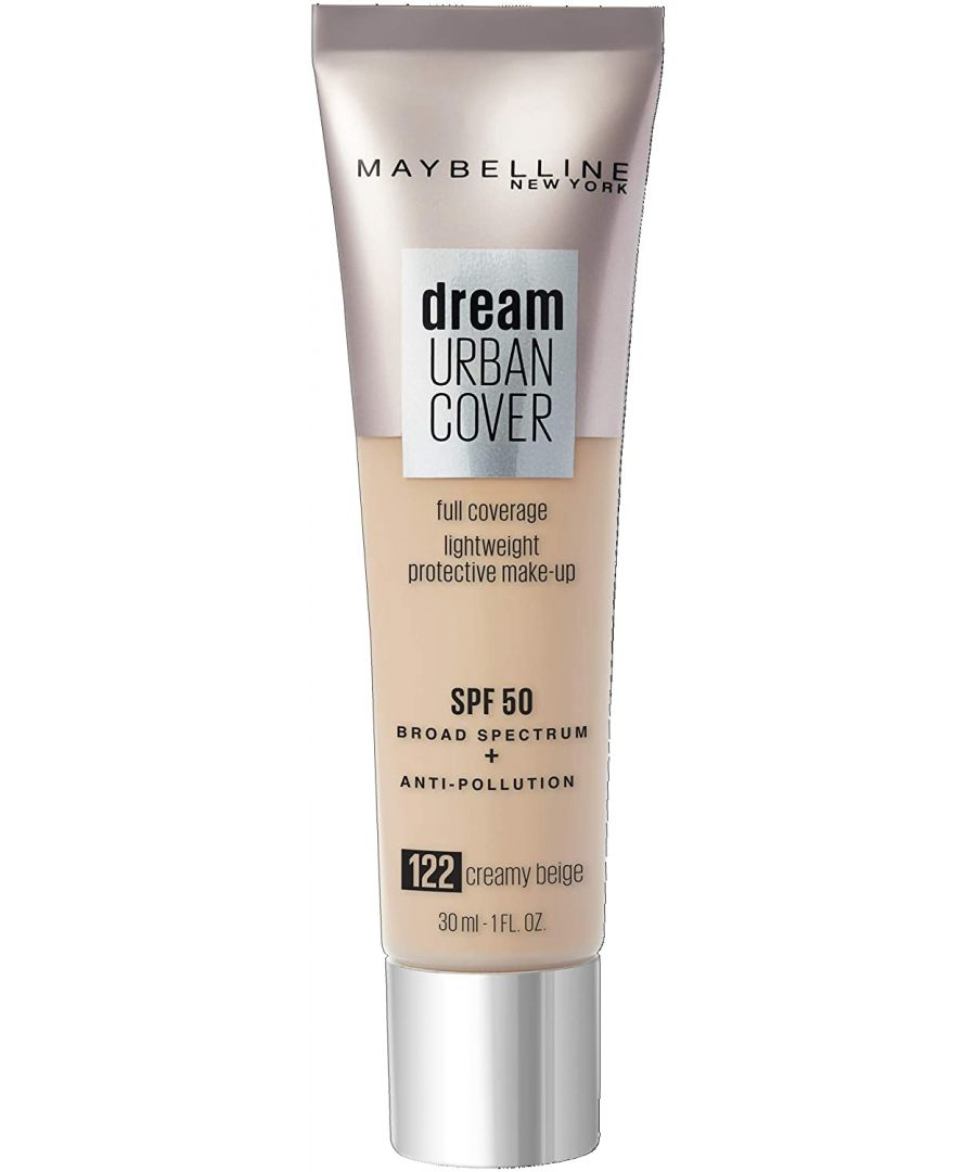 Image for Maybelline Dream Urban Cover Full Coverage Foundation 30ml - 122 Creamy Beige