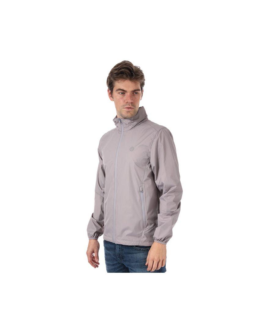 Image for Men's Henri Lloyd Elve Light Shell Jacket in Grey