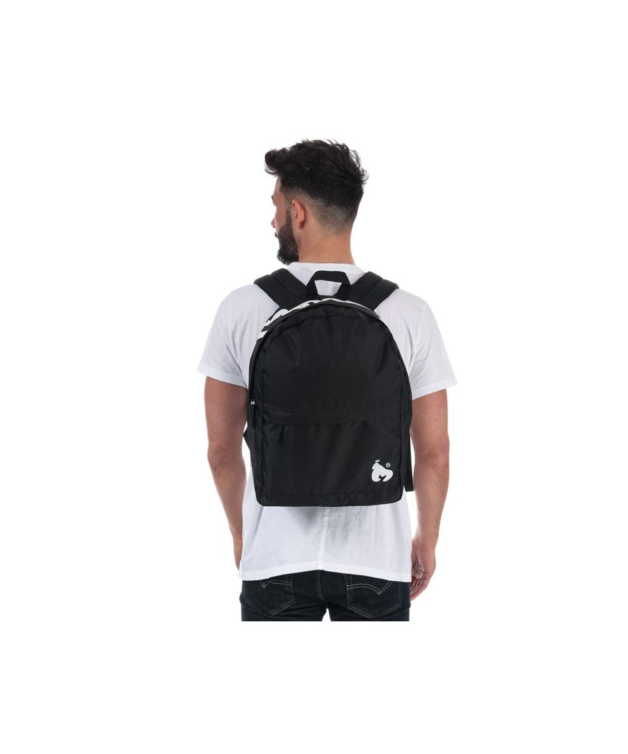 Image for Accessories Money Black Label Back Pack in Black