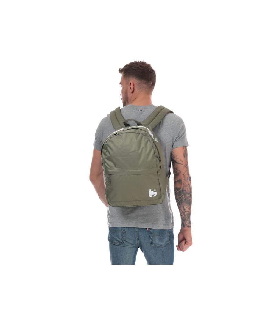 Image for Accessories Money Black Label Back Pack in Green