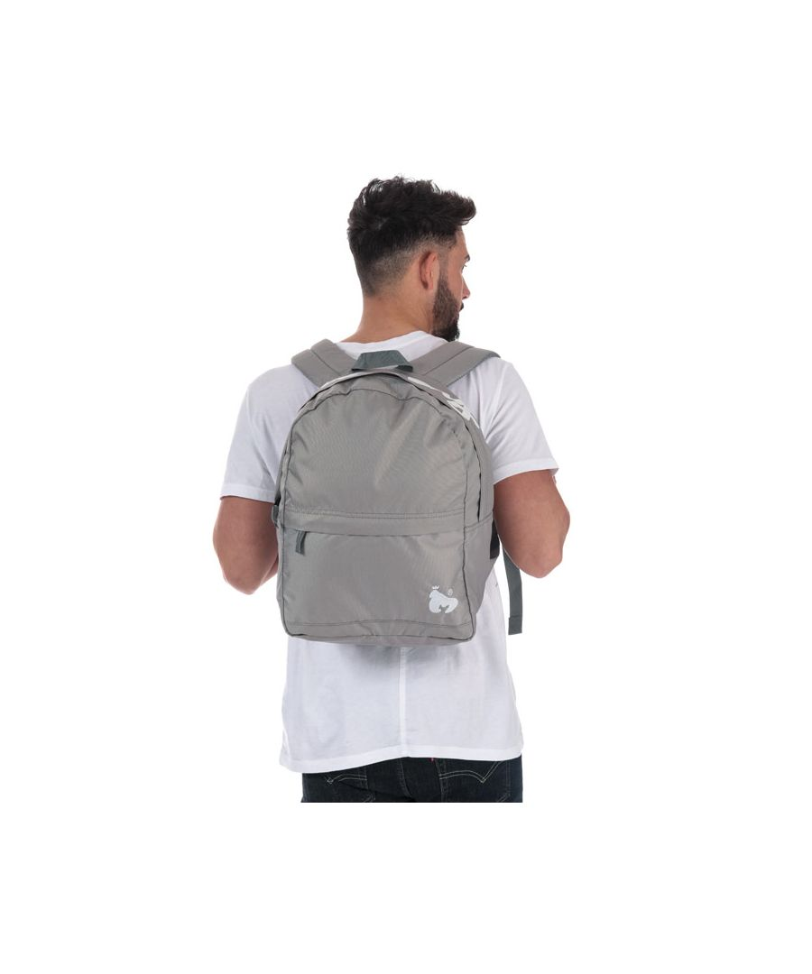 Image for Accessories Money Black Label Back Pack in Grey