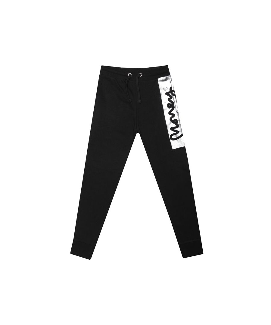 Image for Boy's Money Junior Block Signature Pants in Black
