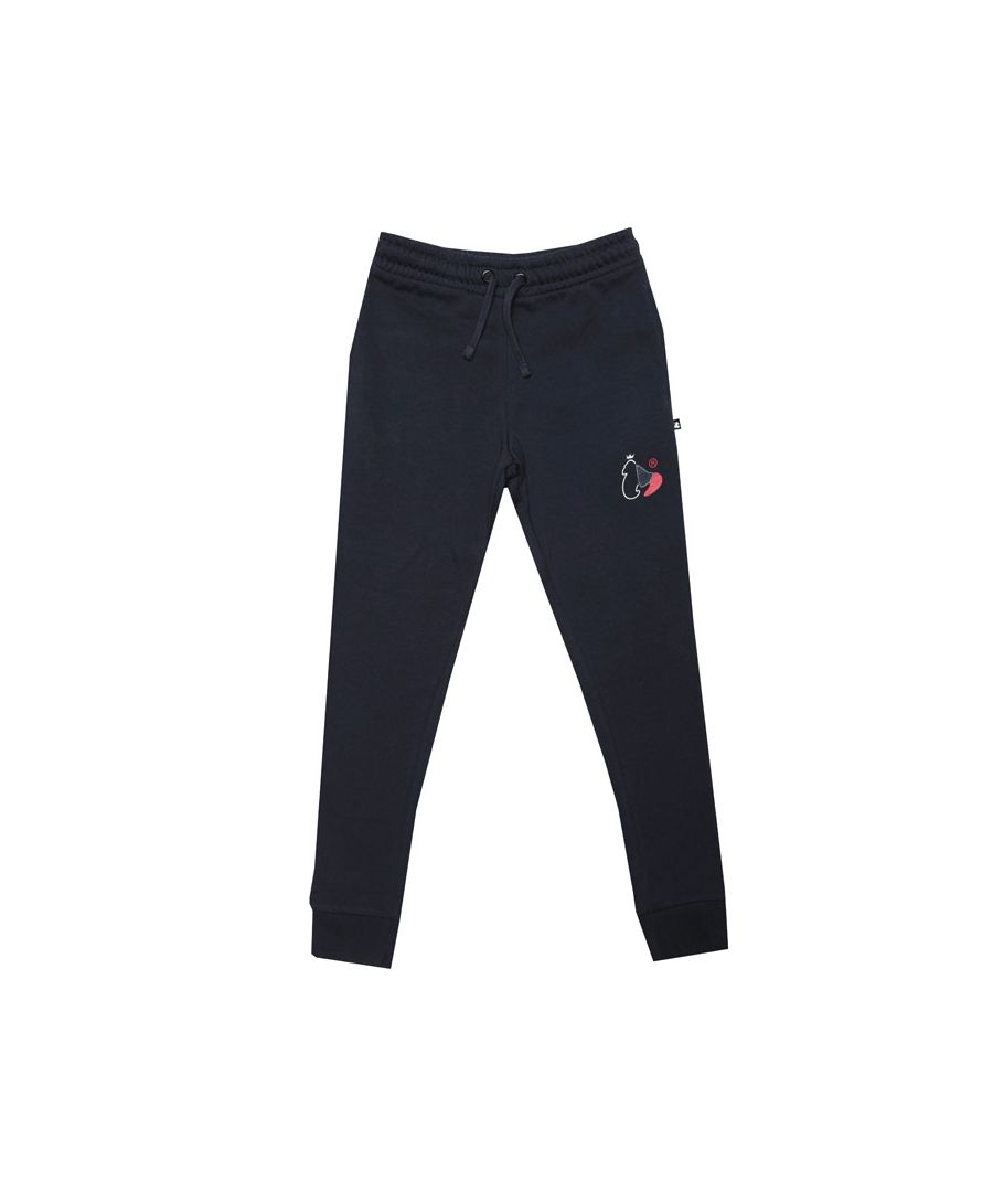 Image for Boy's Money Junior Tri King Ape BB Jog Pants in Navy