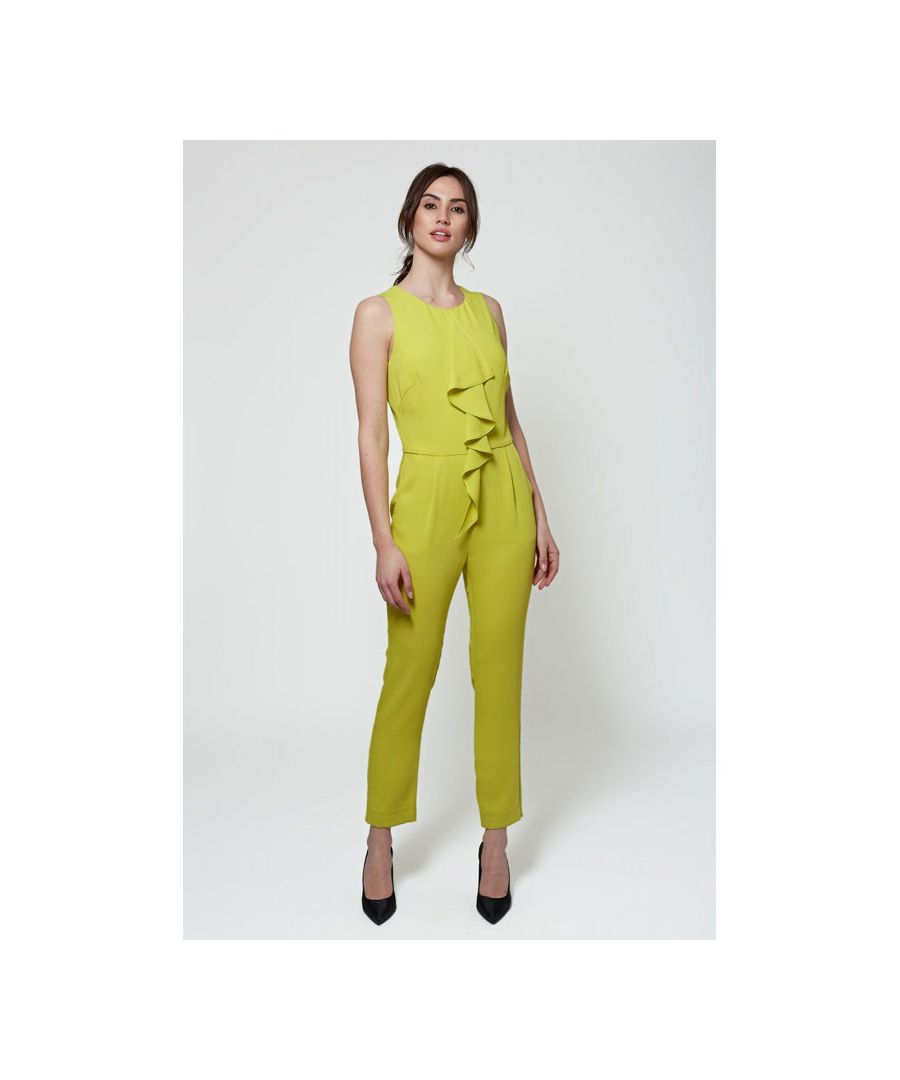 Image for Frills Jumpsuit
